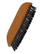 Pocket clothes brush, 13.5 cm