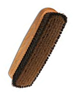 Clothes brush with bronze wire, 17.5 cm