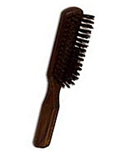 Thermo wood Hair brush 5 rows
